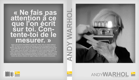 warhol couverture totale